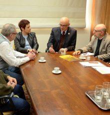ADUFRGS conversa com reitoria da UFRGS sobre progressões e promoções