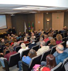 Reflexões sobre cenário de eleições no Brasil: Encontro de Professores Aposentados da UFRGS