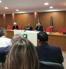 Assembleia do SINDAGRI-RS contou com a participação da equipe Bordas