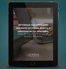 E-book: RETOMADA DAS ATIVIDADES DOCENTES DE FORMA REMOTA E EMERGENCIAL NA PANDEMIA